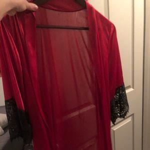 Other - 2 women's silk robes